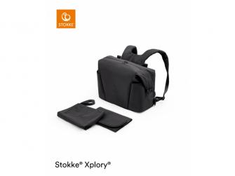 Přebalovací taška Xplory® X Rich Black