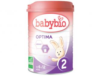Kojenecké mléko Optima 2 800 g - NOVINKA 2020