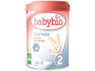 Kozí kojenecké mléko Caprea 2 800 g - NOVINKA 2020