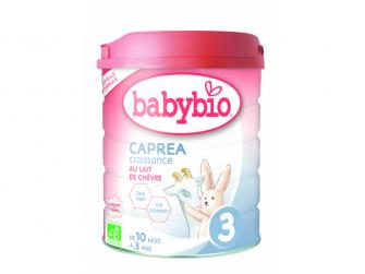 kozí kojenecké mléko CAPREA 3 Croissance 800g - NOVÁ RECEPTURA