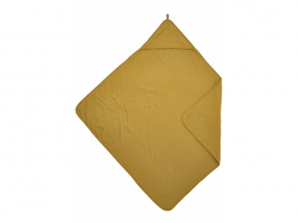 osuška Basic jersey honey gold