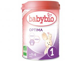 Kojenecko mléko Optima 1 400 g - NOVINKA 2020