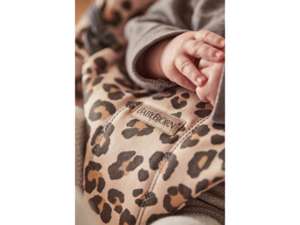 Lehátko Bouncer Bliss Leopard print cotton 4