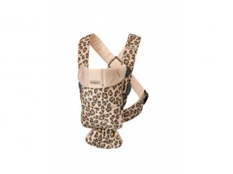 Nosítko MINI Leopard print cotton 6