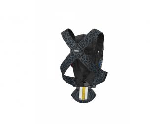 Nosítko MINI Anthracite/Leopard 3D Mesh 4