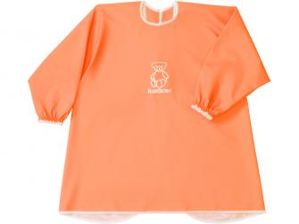 Zástěrka na krmení a hraní Smock Orange