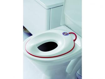 Adaptér na WC White/Bright Red 4