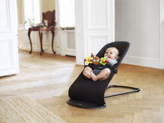Hračka na Baby Sitter Balance dřevěná 2