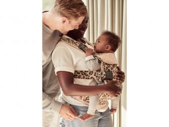 Ergonomické nosítko ONE Beige/Leopard Cotton 5