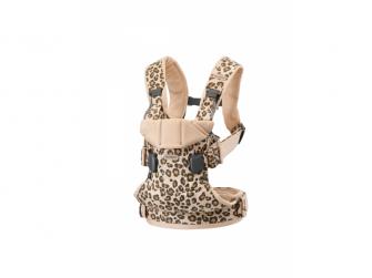 Ergonomické nosítko ONE Beige/Leopard Cotton