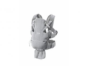 Ergonom.nosítko MOVE Grey 3D Mesh