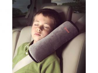 chránič pásu Seatbelt Pillow Grey