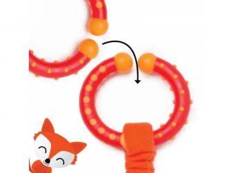 Chránič pásu Soft Wraps™ & Toy Fox 3