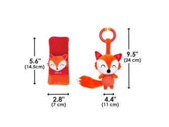 Chránič pásu Soft Wraps™ & Toy Fox 8