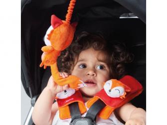 Chránič pásu Soft Wraps™ & Toy Fox 9