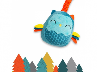 Chránič pásu Soft Wraps™ & Toy Owl 6