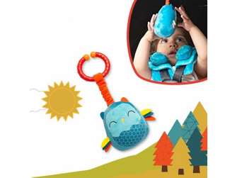 Chránič pásu Soft Wraps™ & Toy Owl 7
