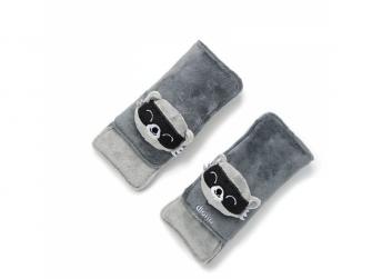 Chránič pásu Soft Wraps™ & Toy Racoon 2