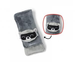 Chránič pásu Soft Wraps™ & Toy Racoon 3