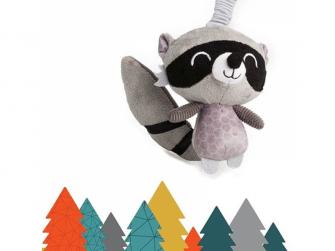 Chránič pásu Soft Wraps™ & Toy Racoon 6