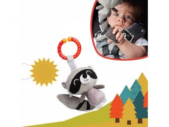 Chránič pásu Soft Wraps™ & Toy Racoon 7