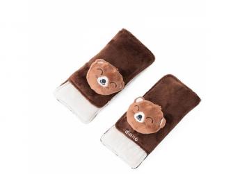 Chránič pásu Soft Wraps™ & Toy Bear 2