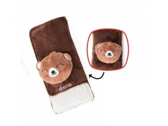 Chránič pásu Soft Wraps™ & Toy Bear 3