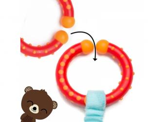 Chránič pásu Soft Wraps™ & Toy Bear 4