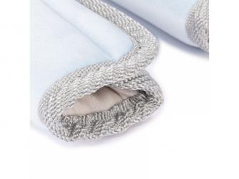 Chránič pásu Soft Wrap Blue 2ks 3