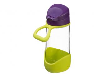 Sport láhev na pití - fialová 3