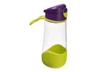 Sport láhev na pití - fialová 4