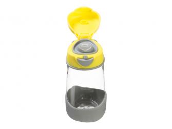Sport láhev na pití - žlutá 5