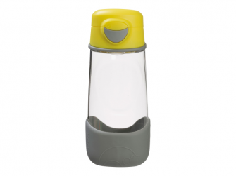 Sport láhev na pití - žlutá