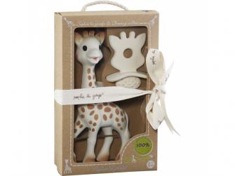 Set žirafa Sophie + kousátko z kolekce So'Pure