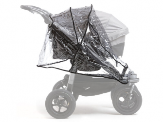 Raincover Duo stroller