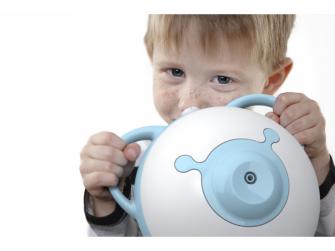 Nosiboo Pro Nasal Aspirator - odsávačka nosní motorová - modrá 7