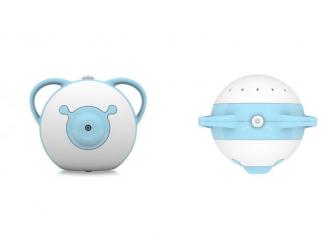 Nosiboo Pro Nasal Aspirator - odsávačka nosní motorová - modrá 2
