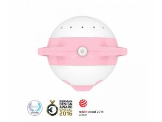 Nosiboo Pro Nasal Aspirator - odsávačka nosní motorová - růžová 4