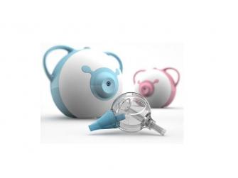 Nosiboo Pro Nasal Aspirator - odsávačka nosní motorová - růžová 6