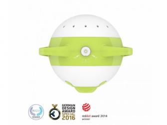 Nosiboo Pro Nasal Aspirator - odsávačka nosní motorová - zelená 3