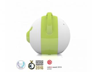 Nosiboo Pro Nasal Aspirator - odsávačka nosní motorová - zelená 4
