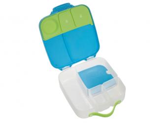 Svačinový box - modrý 2