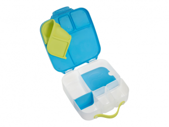 Svačinový box - modrý 4