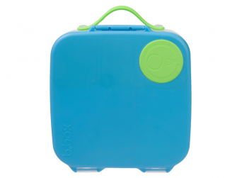 Svačinový box - modrý 6