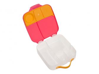 Svačinový box - růžový 2