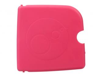 Svačinový box - růžový 8