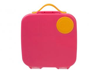 Svačinový box - růžový 6
