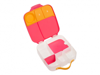 Svačinový box - růžový 5