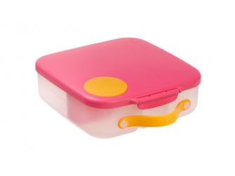 Svačinový box - růžový