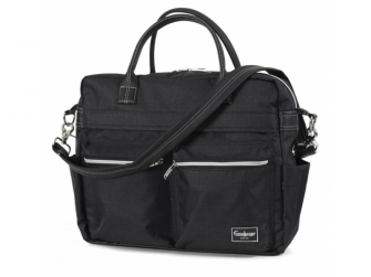 Changing bag TRAVEL 2020 lounge black 45004